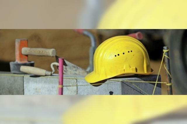 Zahl der Baugenehmigungen nimmt zu