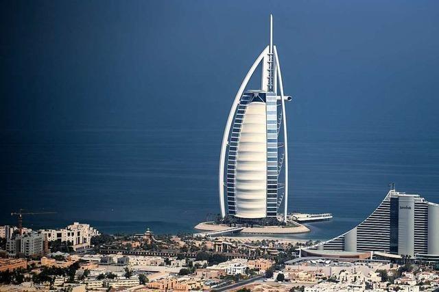 Was soll aus dem Pavillon auf der Expo in Dubai werden?