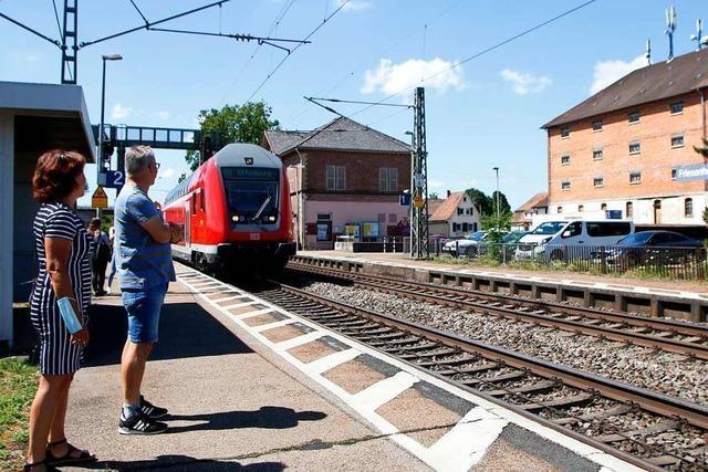 Der Unmut über den Wegfall von Friesenheimer Zughalten hält an