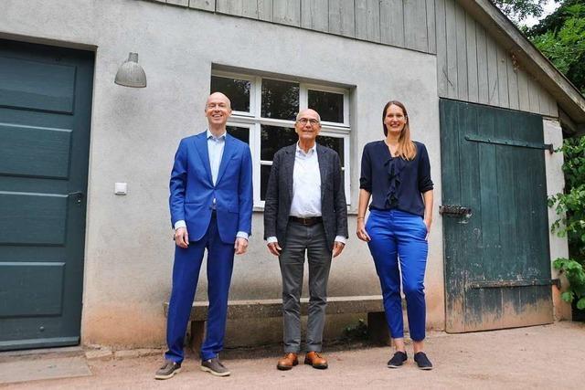 Grundschule der Schöpflin-Stiftung in Lörrach startet mit Provisorium