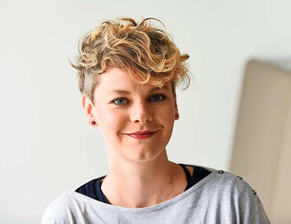 Corinna Weingärtner.  | Foto: Rita Eggstein
