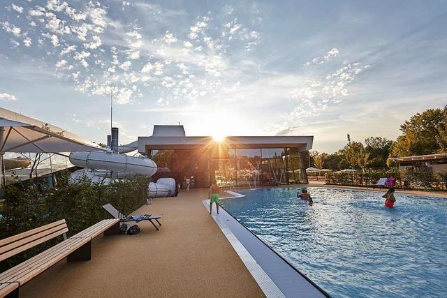 Im Freizeitbad Stegermatt können Gäste ab Montag eine Stunde länger baden