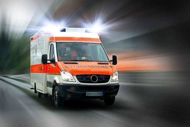 Pedelec-Fahrerin bei Zusammenstoß mit Auto schwer verletzt