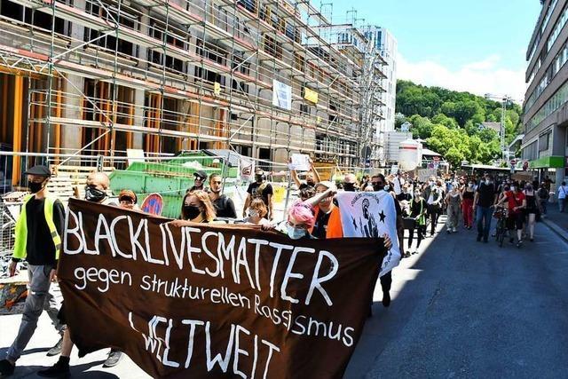 In Lörrach wird am Freitag gegen Rassismus demonstriert