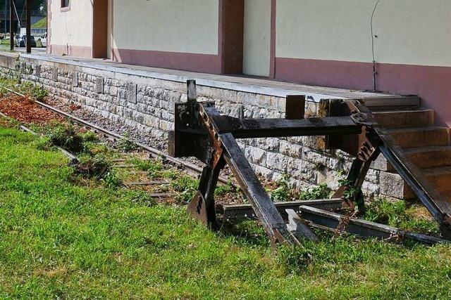 Studie zeigt Potenzial der stillgelegten Wehratalbahn