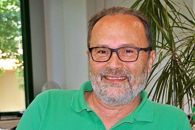 Rektor Christian Reinbold geht in den Ruhestand