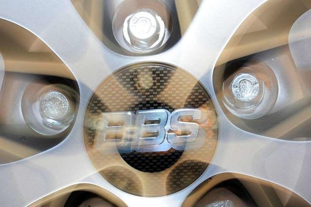 Der Autofelgenhersteller BBS ist insolvent