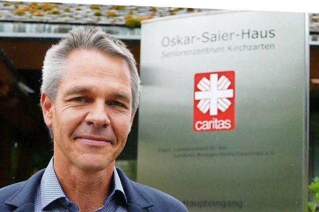 Ulrich Kohler leitet Seniorenzentrum in Kirchzarten
