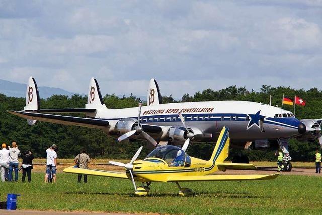 Kultflugzeug soll von Eschbach nach Mönchengladbach umziehen