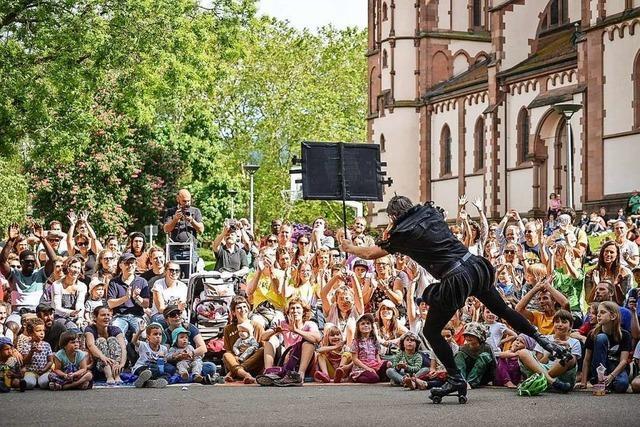 Dieses Jahr findet das Easy Street Festival in einer Tiny Edition statt