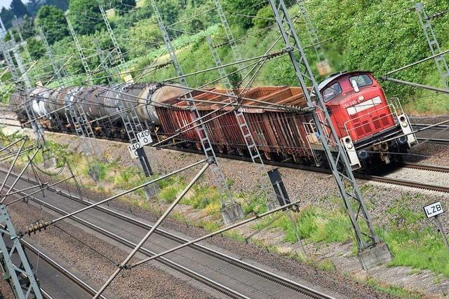 Bahn geht auf Einkaufstour entlang der Autobahn – auch in Ringsheim