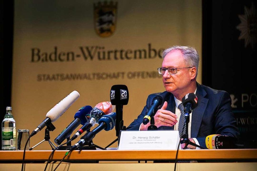 Herwig Schäfer, Chef der Offenburger S...doch etwas aus dem Jahr 2005 gefunden.    Foto: Philipp von Ditfurth (dpa)