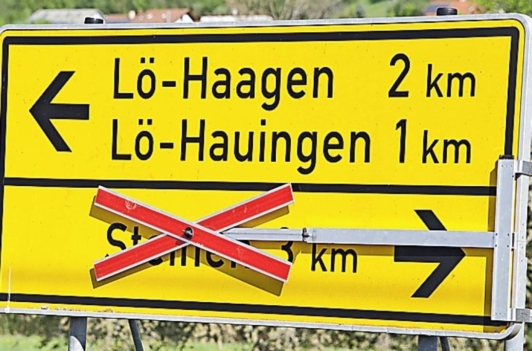 Der Zentralklinikbau stellt Steinen vo...forderungen im Bereich des  Verkehrs.   | Foto: Robert Bergmann