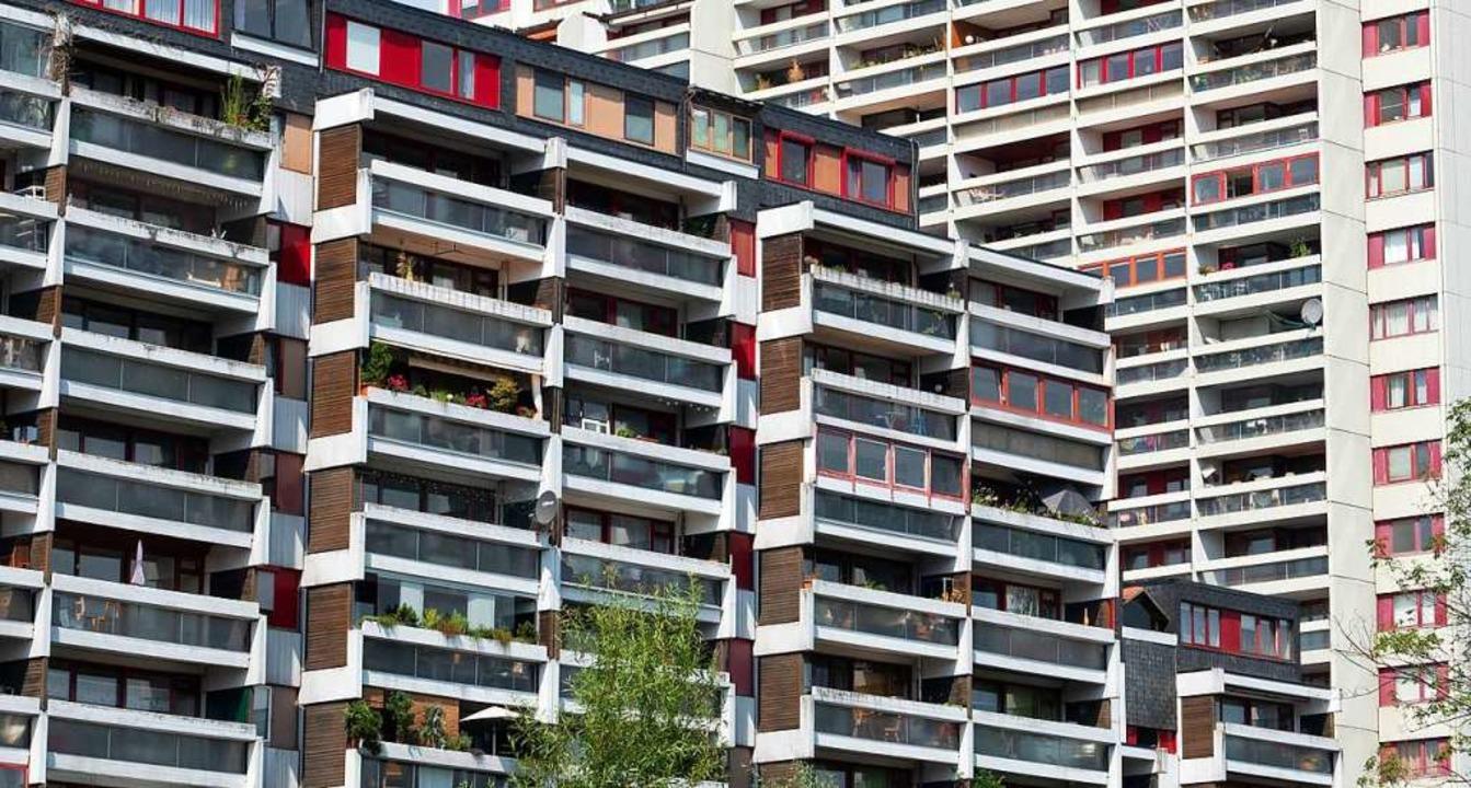 Wohnen ist in Deutschland teuer geworden.   | Foto: Hilal Özcan (dpa)