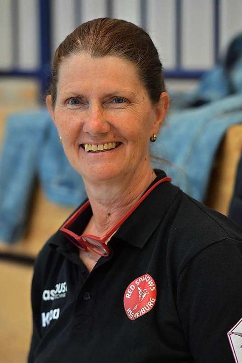 Die sportliche Leiterin Gisela Schorit...h schon am 5. September beginnen kann.  | Foto: Achim Keller