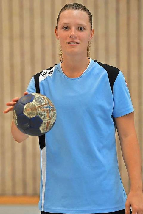 Zugang für den linken Flügel: Anna Bretz kommt von der HSG Rodgau Nieder-Roden.  | Foto: Achim Keller