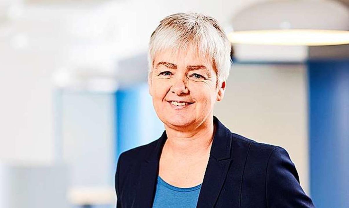 Stephanie Bohlen, 59, wird Rektorin de...heitswesens in Baden-Württemberg ist.   | Foto: KH Freiburg/Bilger Fotodesign