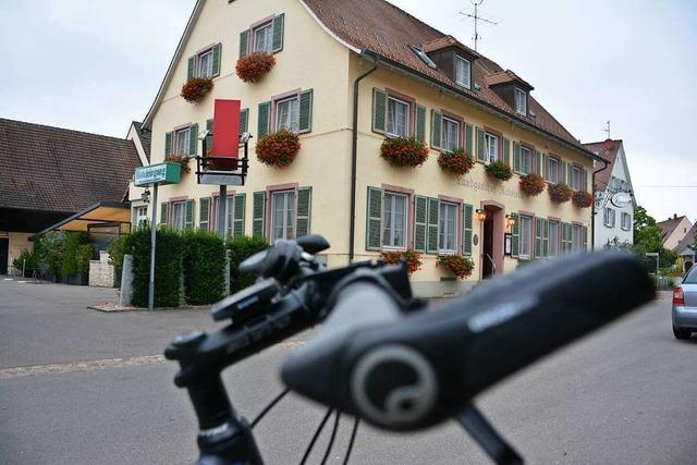 E-Bike-Tankstelle? In Weil am Rhein gibt es dafür kaum Bedarf
