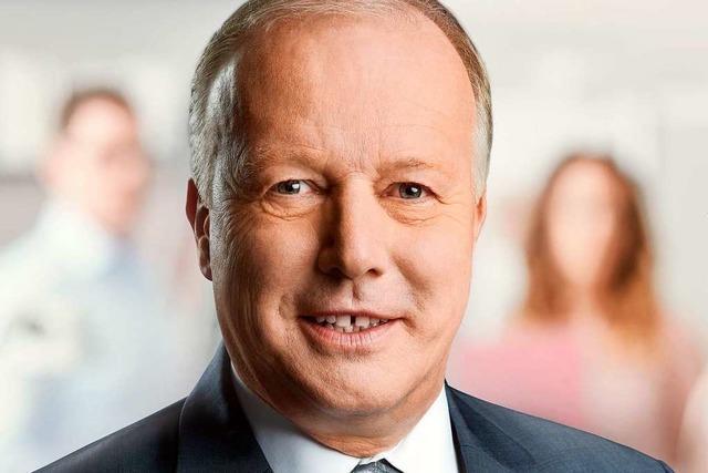 Der CDU-Abgeordnete Peter Weiß kandidiert bei der Bundestagswahl 2021 nicht mehr