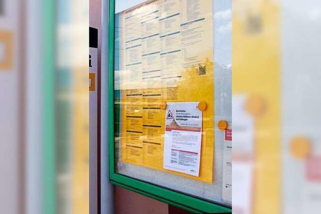 Startet der Unterricht in Ettenheim wegen des Fahrplanwechsels künftig später?