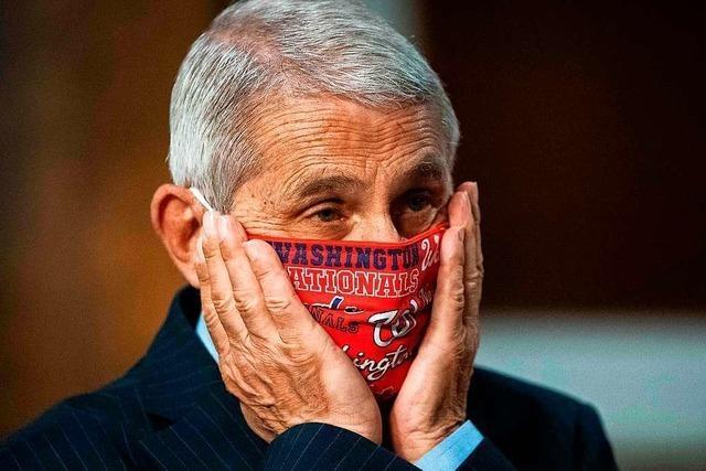 Anthony Fauci – Amerikas Stimme der Vernunft wird zum Schweigen gebracht