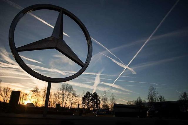 Autobauer Daimler will in den kommenden Jahren bis zu 20.000 Stellen abbauen