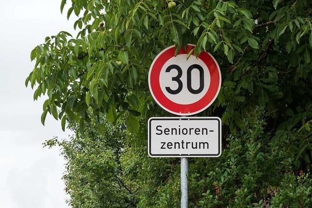 Vörstetter Rat befürwortet Tempo 30 auf der Ortsdurchfahrt
