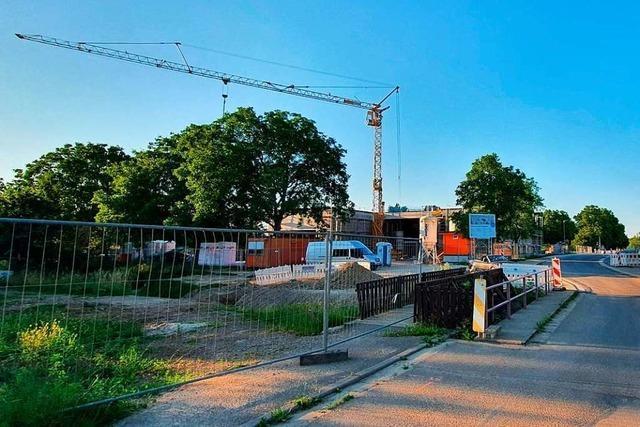 Schallstadt setzt Rotstift bei Außenanlagen des neuen Rathauses an