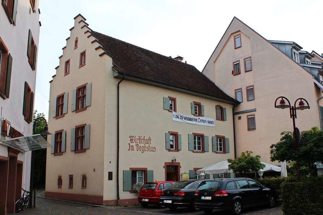 Das Vogtshaus ist Steinens ältestes Ge... Förderverein sorgt für seinen Erhalt.  | Foto: Anja Bertsch