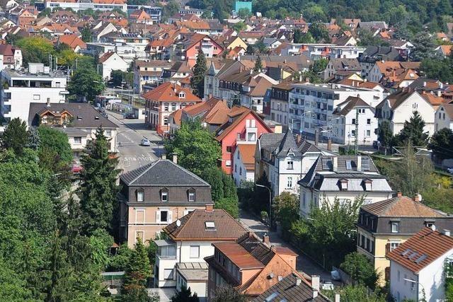 Umgestaltung der Basler Straße in Lörrach steht am Scheideweg