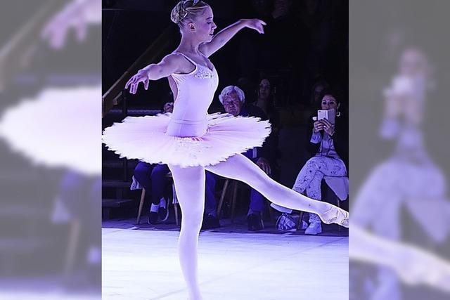 Tanzen gegen Angst und Unsicherheit