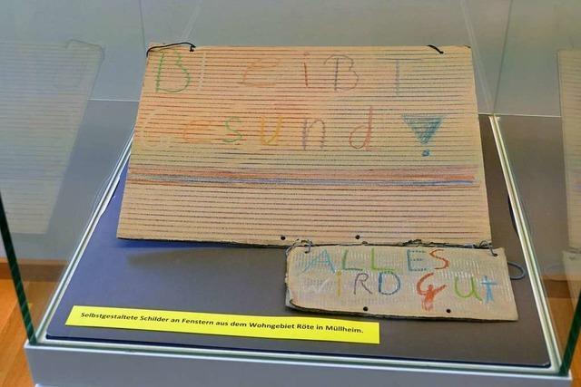 Markgräfler Museum sammelt Objekte, die Geschichte der Corona-Pandemie erzählen