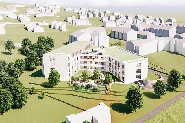 Gevita stellt die Erweiterung der Seniorenresidenz in Lörrach in Frage