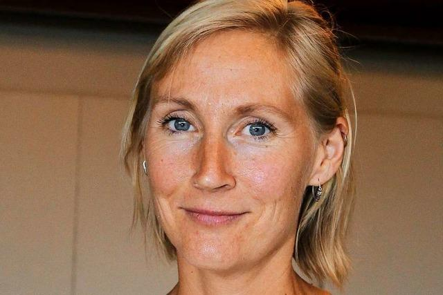 Nina Mohrmann ist neue Rätin im Ortschaftsrat Buchheim