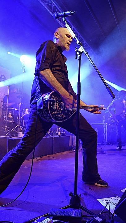 "Diesmal live aus dem Studio: Rock bei ""Come Together"".     Foto: Janina Ruth"