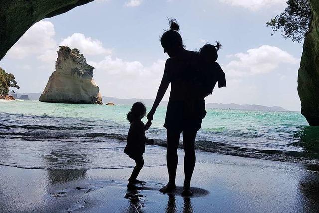 Mit zwei Kleinkindern 60 Tage lang im Camper durch Neuseeland