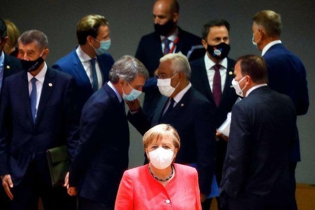 EU ringt um billionenschweres Corona-Hilfspaket