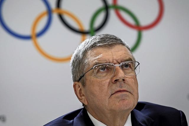 Versprechungen in Hinblick auf Olympia in Tokio