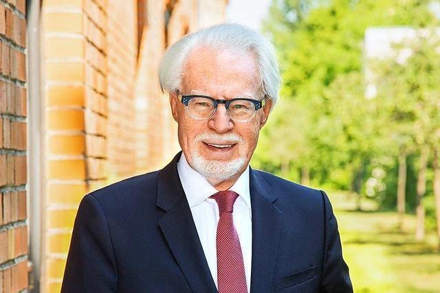 Früherer Direktor des Weiler Kant-Gymnasium erinnert sich an eine Super-Zeit