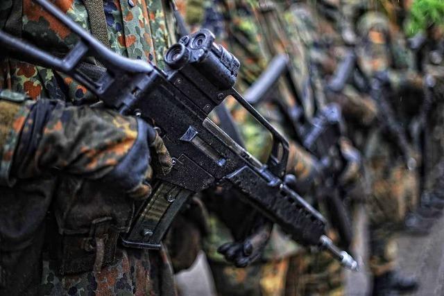 Zehntausende Schuss Munition sind bei der Bundeswehr verschwunden