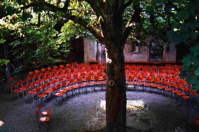 Das Theater im Hof geht trotz Corona in seine 28. Spielzeit