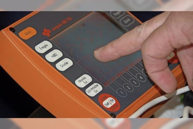 Wagenstadt drängt auf Entscheidung zu Defibrillator