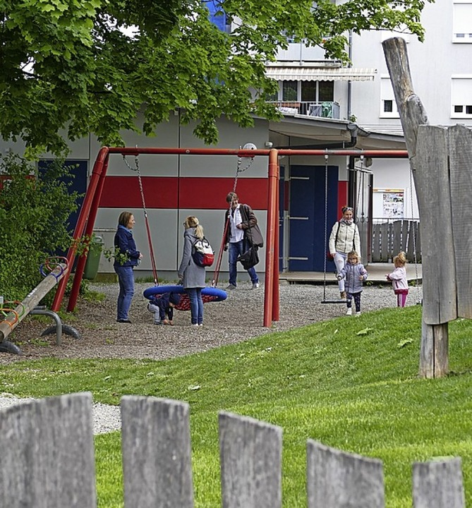 Der Stadtteiltreff Pfiffikus  | Foto: Ralf H. Dorweiler