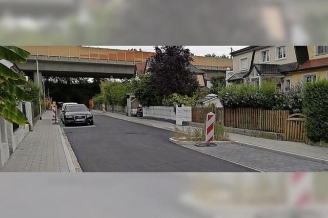 Sundgau- und Grenzstraße in neuem Glanz