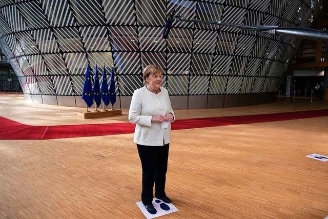 Trotz Corona-Krise rückt Europa nicht zusammen
