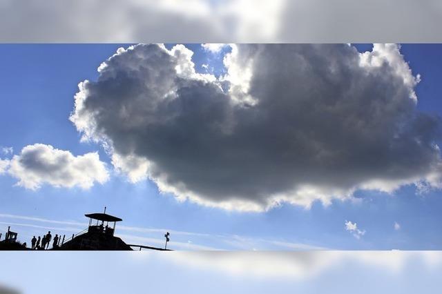 Wow, was für 'ne Wahnsinns-Wolke...