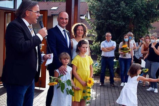 Schuttertals neuer Bürgermeister startet mit einem Vertrauensvorschuss