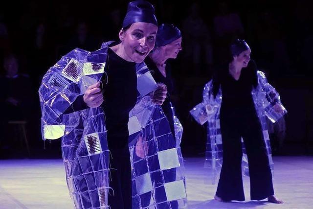 Tanzfestival im Kleinen Wiesental spiegelt den Alltag mit Corona