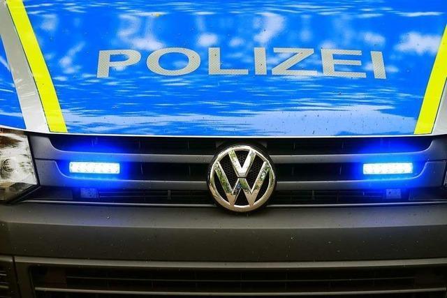 39-Jähriger festgenommen: Versuchter Diebstahl aus PKW in Schliengen