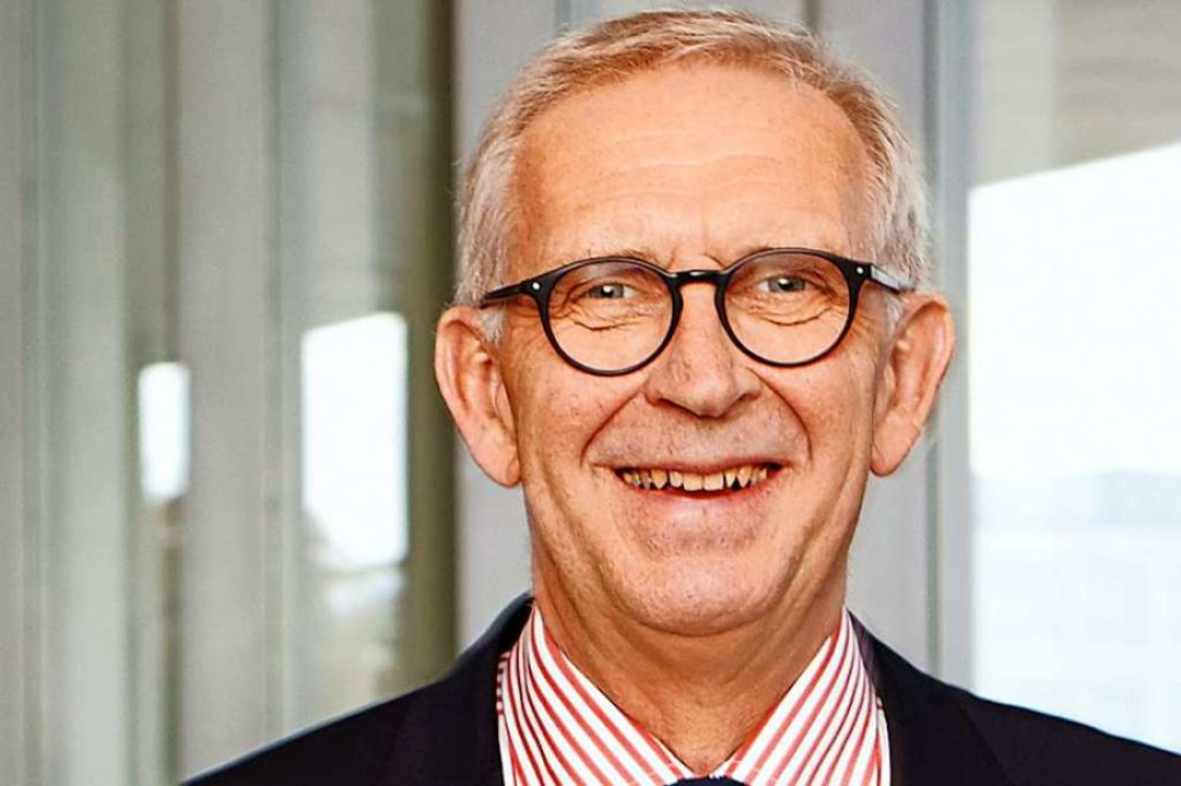 Der damalige FWTM-Chef Bernd Dallmann    Foto: Privat